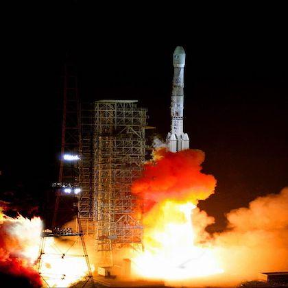 Immagine della base di Cosmodromo di Taiyuan