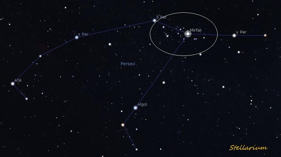 Associazione Stellare Perseus III