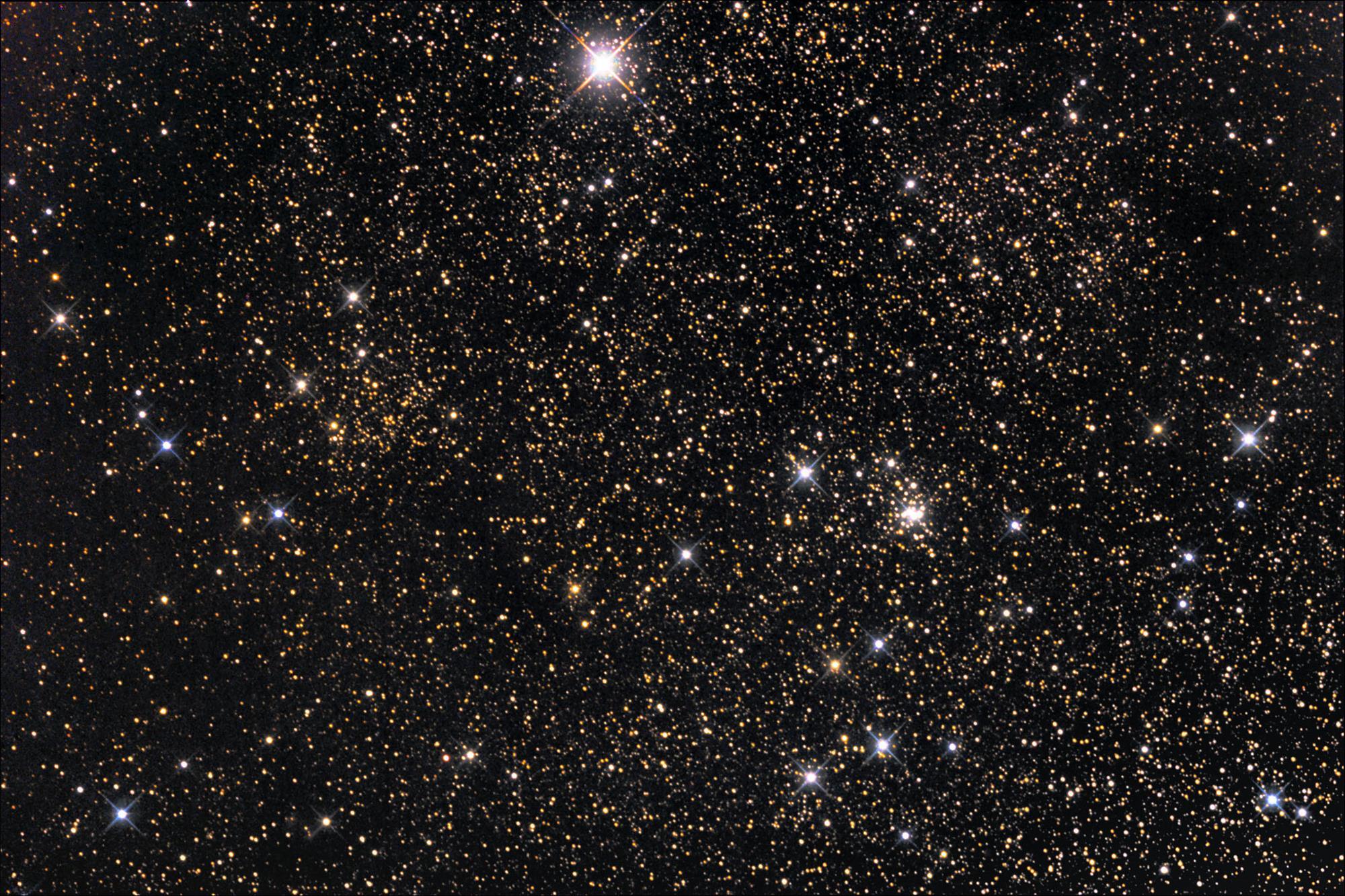 Ammasso aperto IC 4996. Crediti Greggs Astronomy