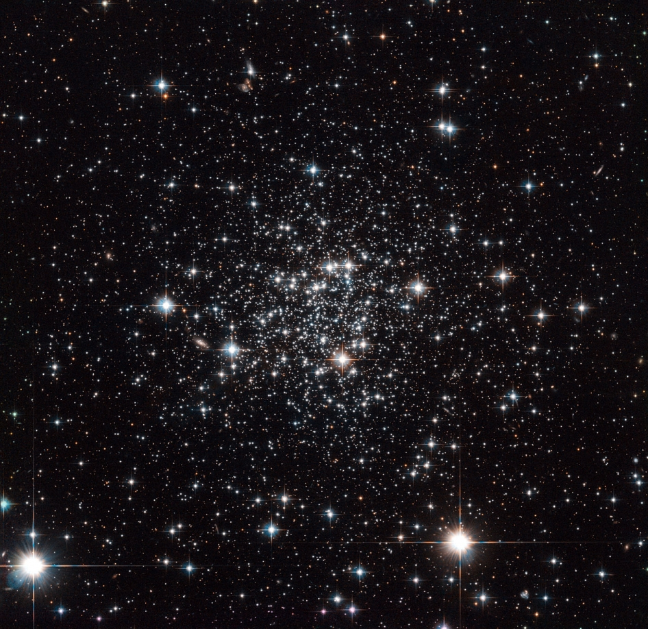 Terzan 7. Crediti Hubble Space Telescope/ESA/NASA