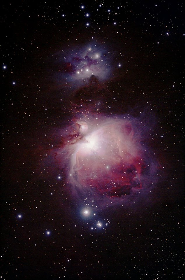 NGC1977 M42 di Francesco Battistini