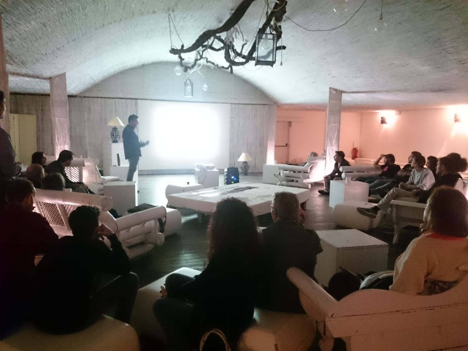InOMN 2018 di AstronomiAmo al Gilda on the Beach. Conferenza di Walter Perconti