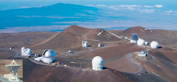 Mauna Kea Observatory Institute for Astronomy