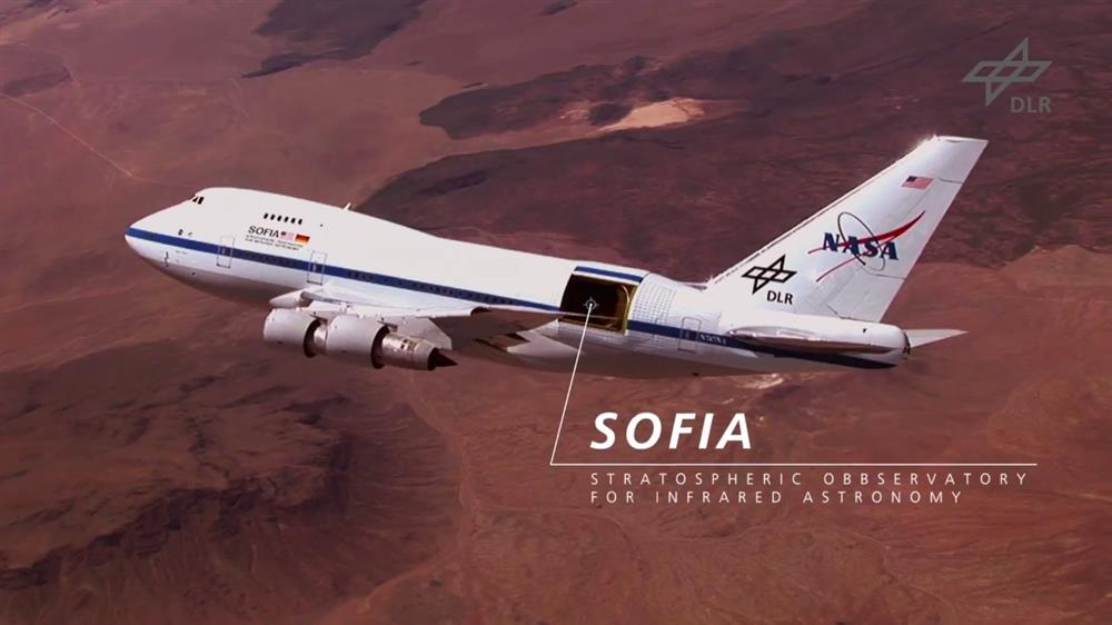 SOFIA, Stratospheric Observatory for Infrared Astronomy