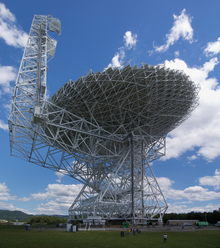 Il Green Bank Telescope