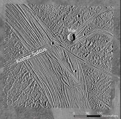 La regione è Tiamat Sulcun. Crediti NASA/Cameron et al.